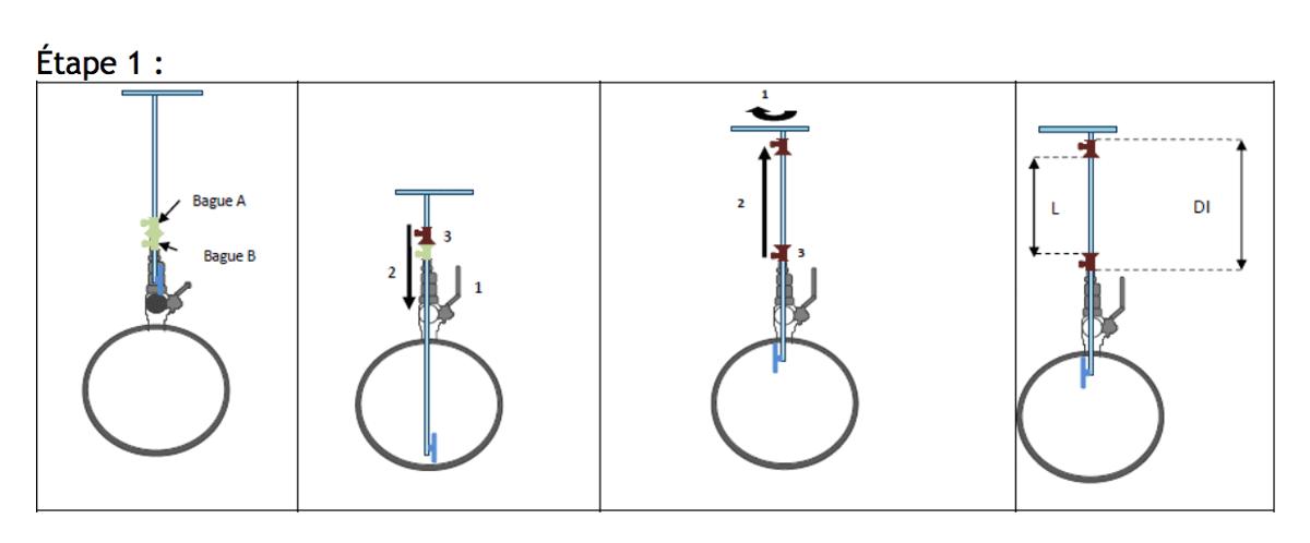 Internal Diameter Gauge (use, sep 1)